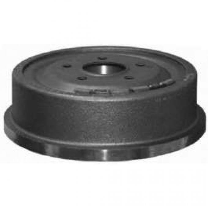 Brake Drum, Rear, 10 X 2 1/2 Inches, Montego, Ranchero, Torino, 1972-1976