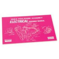Falcon and Comet Electrical Assembly Manual - 119 Pages