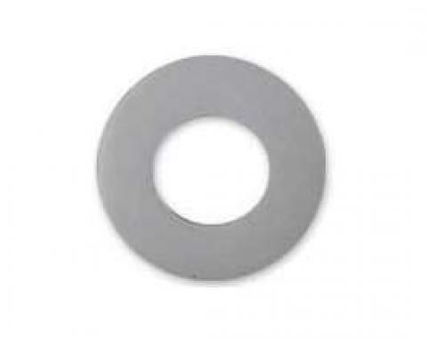 Window Crank/Door Handle Plate - Nylon - Translucent White