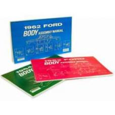 Ford Body Assembly Manual - 85 Pages