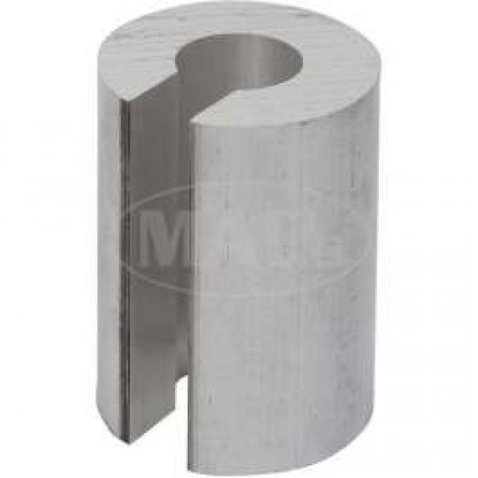70/73 Alternator Spacer 302/351w (Silver)