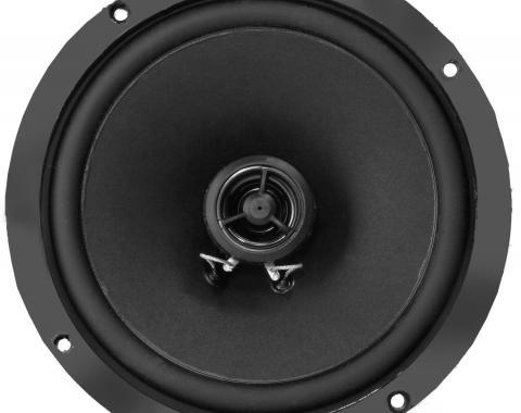 RetroSound 6.5-Inch Premium Ultra-thin Chevrolet Silverado Front Door Replacement Speakers