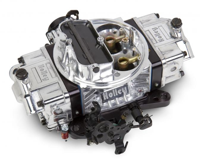 Holley Ultra Double Pumper® Carburetor 0-76650BK