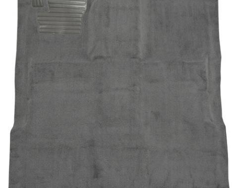 Ford F-150 Super Cab 4 Door Ext Cab Cutpile Carpet, Dark Gray, 1999-2003