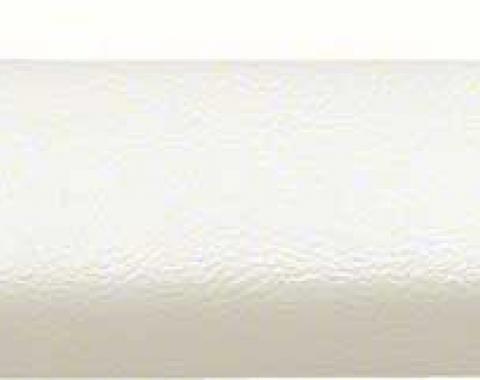 OER 1968-72 GM Ivory/White Urethane Arm Rest Pad, LH K695210