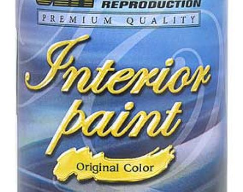 OER 1965-67 M12 Light Blue Color Coat Spray 12 Oz. Aerosol Can PP803