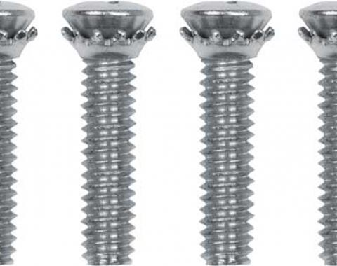 OER 1955-60 Chevrolet Door Striker Screw Set of 6 TF400430