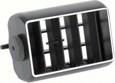 OER 1977-90 with AC Center Dash Air Vent Deflector 377543