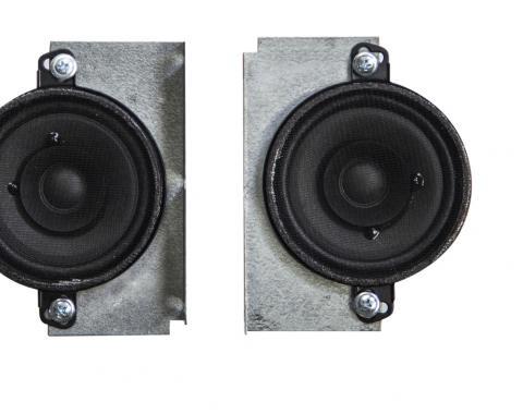 Custom Autosound 1973-1988 Chevrolet Truck/Blazer Dual Speakers