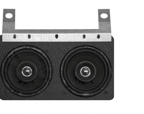 Custom Autosound 1940-1950 Chevrolet Fullsize Dual Speakers