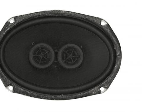 Custom Autosound 1953-1960 Chevrolet Fullsize Dual Voice Coil Speakers