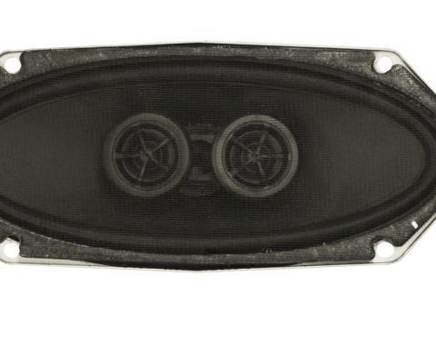 Custom Autosound 1973-1988 Chevrolet Truck/Blazer Dual Voice Coil Speakers