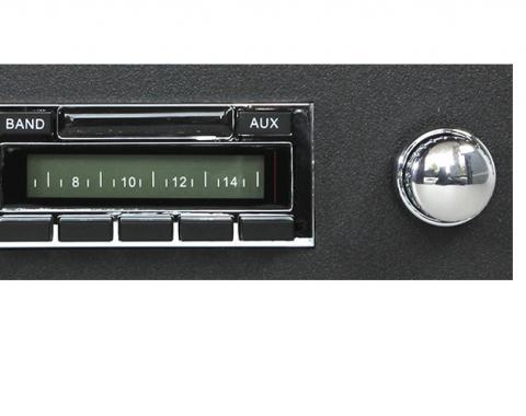 Custom Autosound 1973-1979 Ford Truck USA-230 Radio