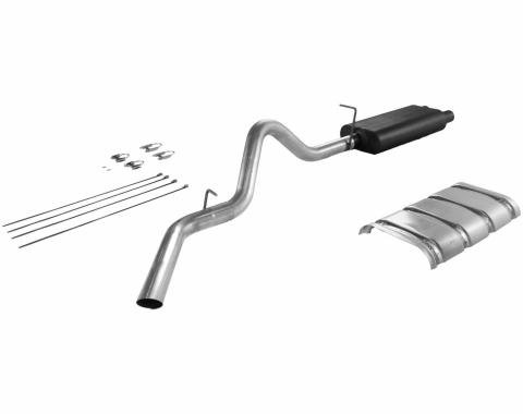 Flowmaster American Thunder Cat Back Exhaust System 17224
